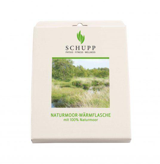 SCHUPP Naturmoor Wärmflasche