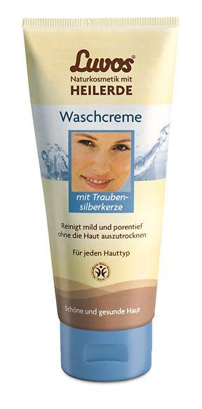 Luvos Waschcreme