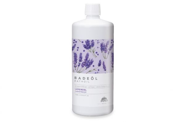Pino Lavendel Badeöl