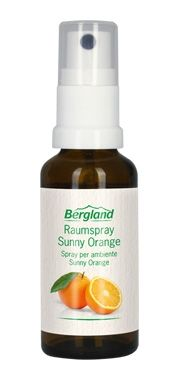 Bergland Raumspray Sunny Orange
