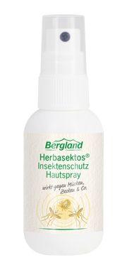 Bergland Herbasektos Insektenschutz Hautspray