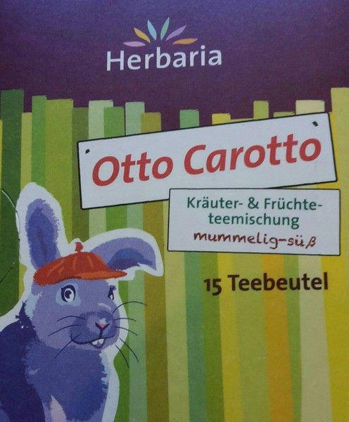 Herbaria Kindertee Otto Carotto