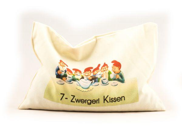 7-Zwergerl Kissen