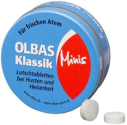 Salus Olbas Klassik Minis Lutschtabletten