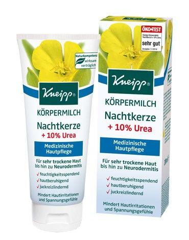 Kneipp® Körpermilch Nachtkerze + 10 % Urea