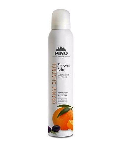 Pino Duschschaum Orange Olivenöl