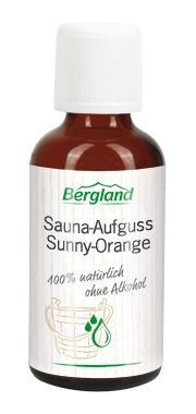 Bergland Sauna-Aufguss Sunny Orange