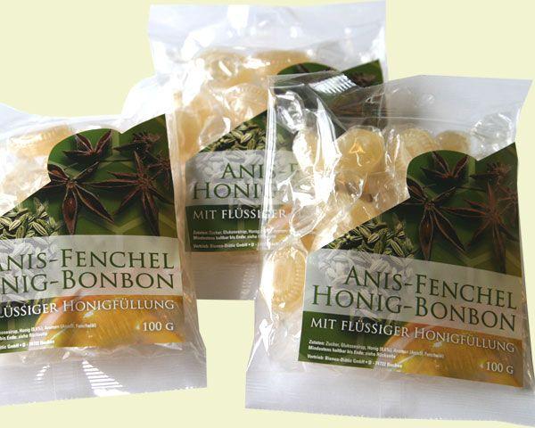 Anis - Fenchel - Honig Bonbon