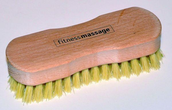 Fitness-Massagebürste, kräftig