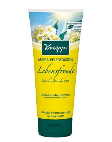 Kneipp® Aroma Pflegedusche Lebensfreude