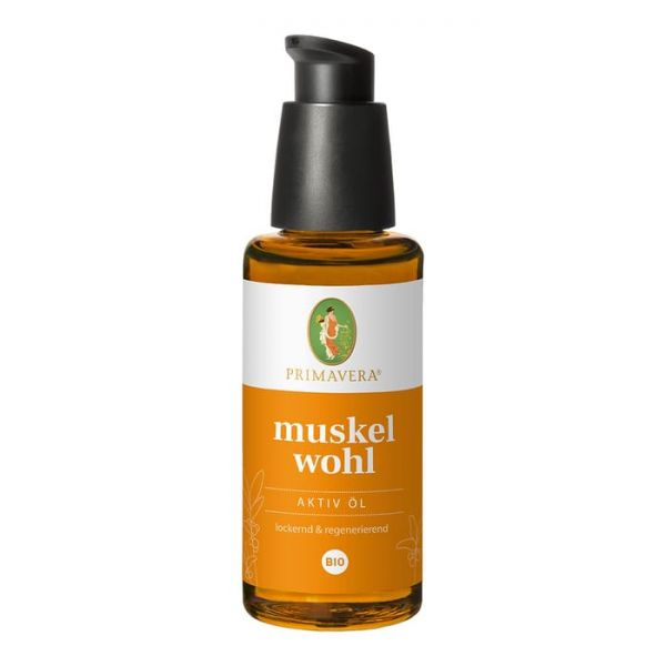 Primavera Muskelwohl Aktiv Öl