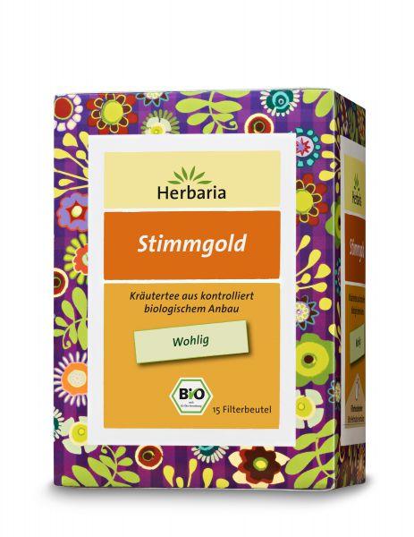 Herbaria Stimmgold Tee