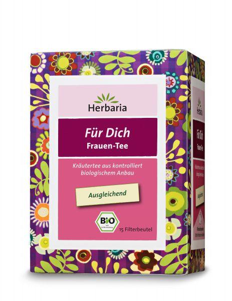 Herbaria Für Dich Tee