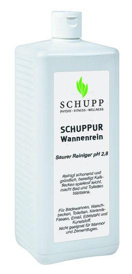 SCHUPP Wannenrein