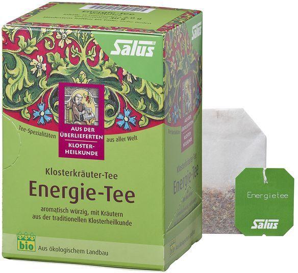 Salus Klosterkräutertee Energie-Tee