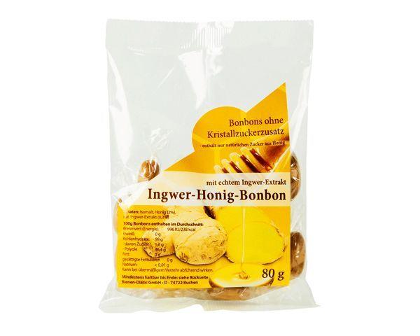 Ingwer - Honig Bonbon