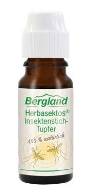 Bergland Herbasektos Insektenstich-Tupfer