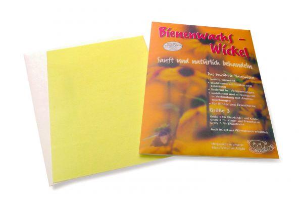 Wickel & Co Bienenwachswickel für Erwachsene