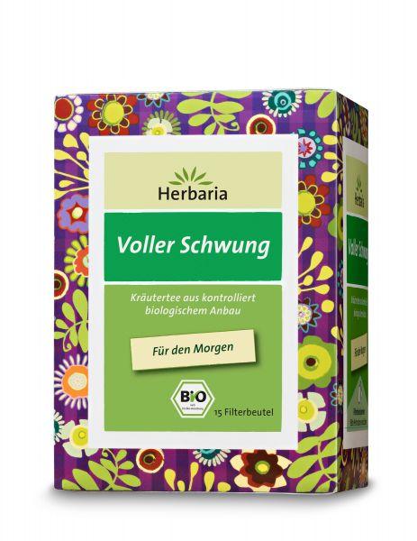 Herbaria Voller Schwung Tee