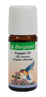 Bergland Ingwer-Öl