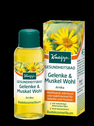 Kneipp® Gesundheitsbad Gelenke & Muskel Wohl