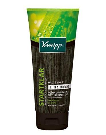 Kneipp® 2 in 1 Dusche Startklar