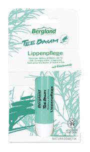 Bergland Teebaum Lippenpflege Stift