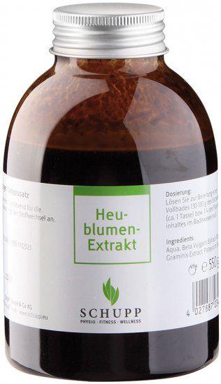 SCHUPP Heilpflanzen-Extrakt Heublumen