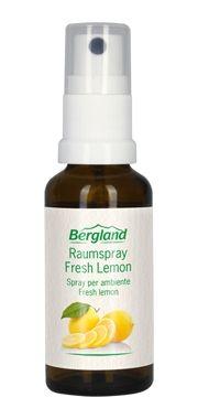 Bergland Raumspray Fresh Lemon