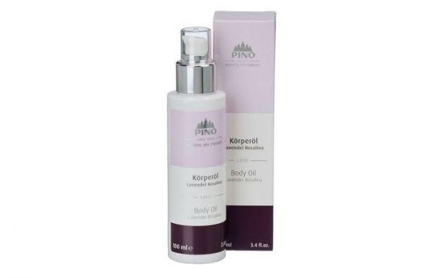 Pino Körperöl Lavendel - Rosalina