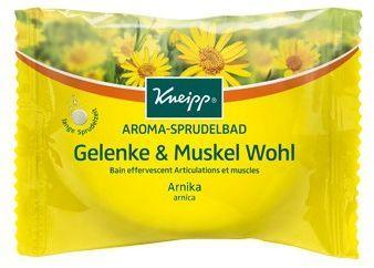 Kneipp® Aroma Sprudelbad Gelenke & Muskel Wohl