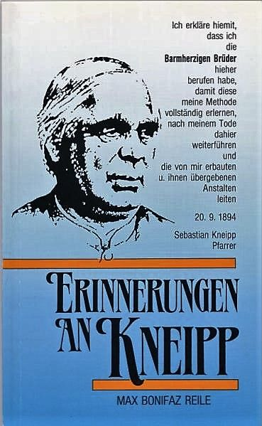 Erinnerungen an Kneipp