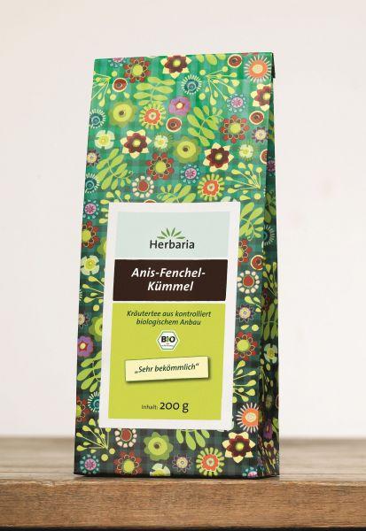 Herbaria Anis - Fenchel - Kümmel - Tee