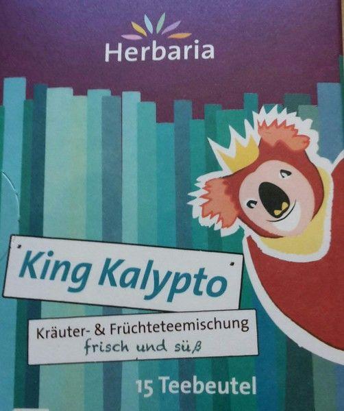 Herbaria Kindertee King Kalypto