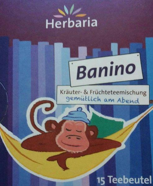 Herbaria Kindertee Banino